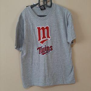 NWT Minnesota Twins Tshirt